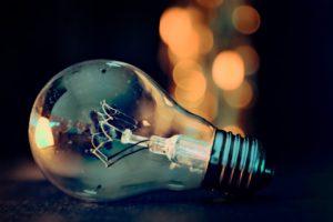 Ampoule, Lumières, Bokeh, Énergie, Lampe, Courant