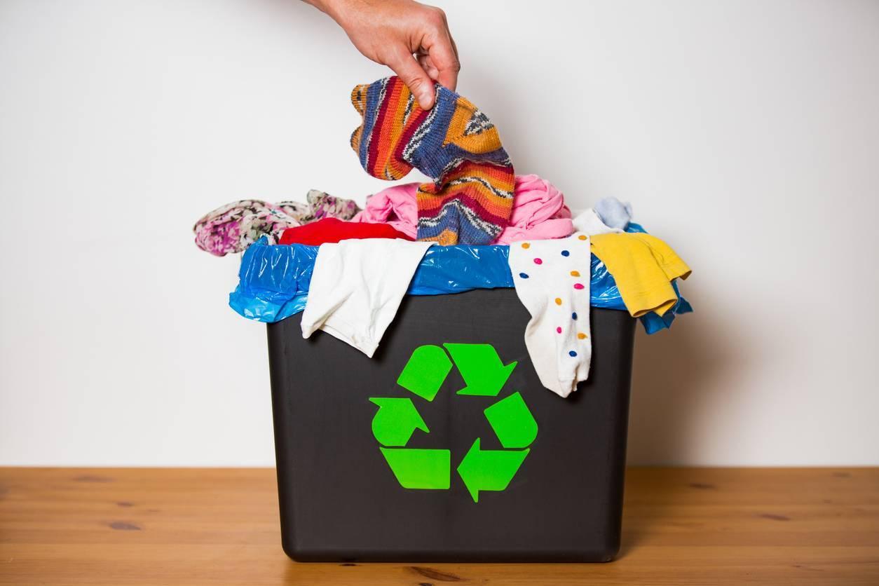 recyclage textile avantages
